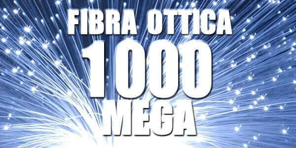 Fibra Ottica 1.000 Mega: Scopri Se la Tua Azienda o Business è Raggiunto!