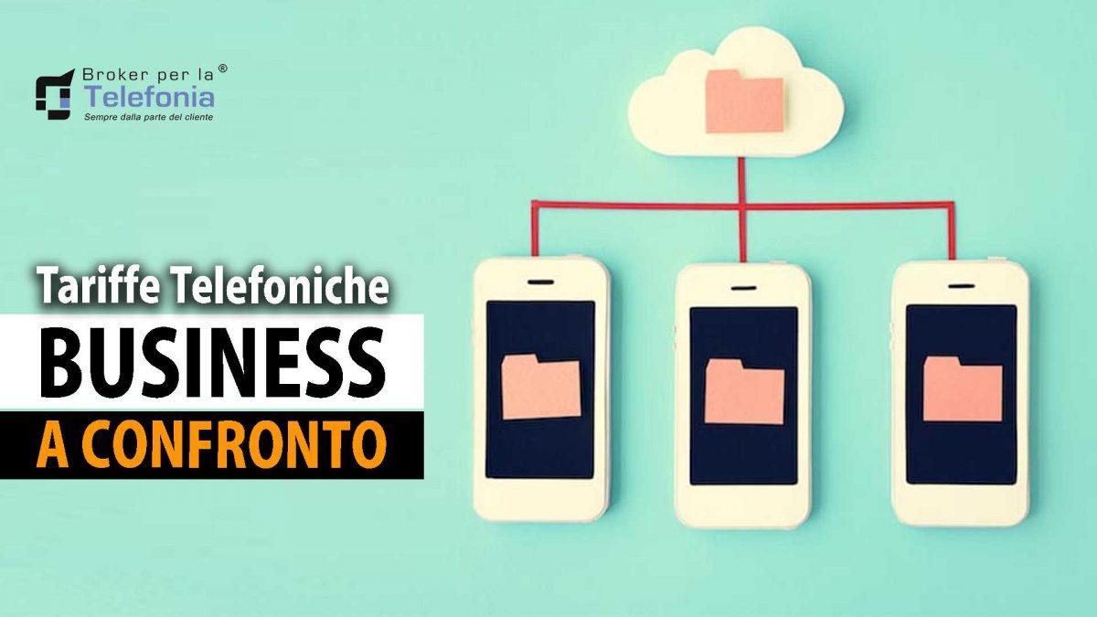 tariffe telefoniche Business a confronto