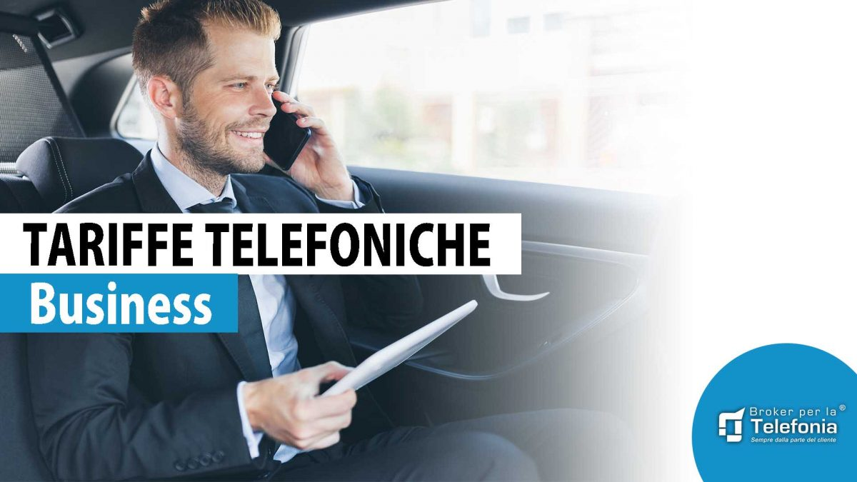 tariffe telefoniche business
