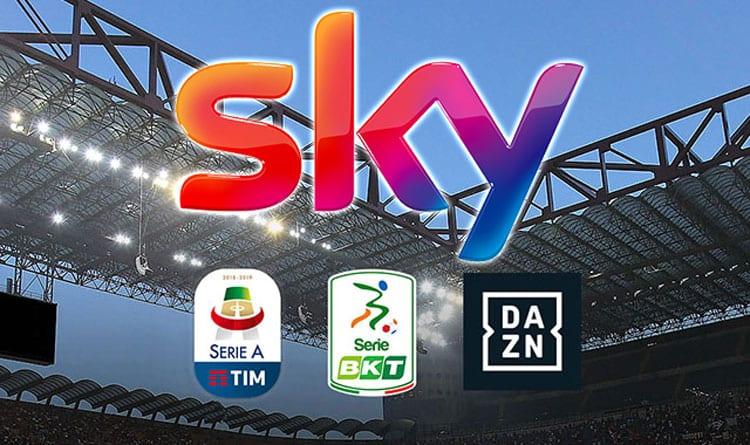 Pacchetto SKY Calcio: Recesso Gratuito sia per Privati che Aziende