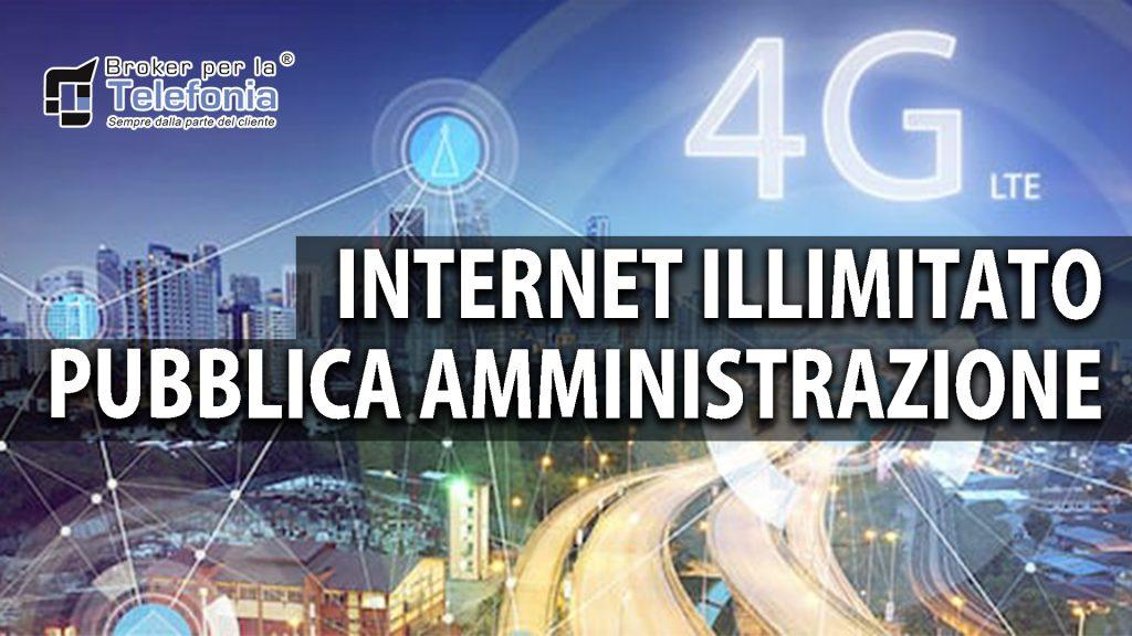 Convenzione Consip Internet Mobile pubblica amministrazione