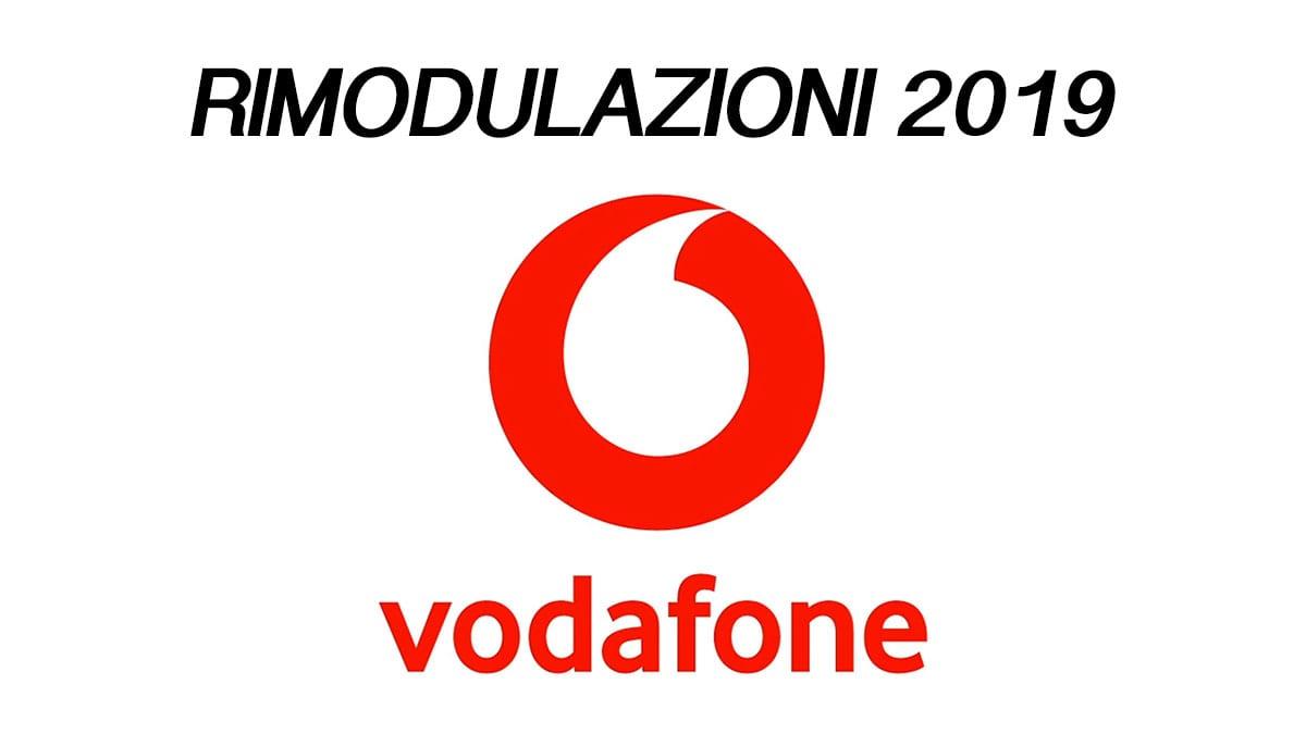 Rimodulazione Vodafone Business 2019 - Aumento Tariffe Vodafone Business