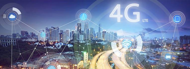 SIM Dati per Internet Mobile Illimitato* 4G LTE