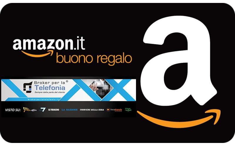 Vinci buoni amazon gratis broker