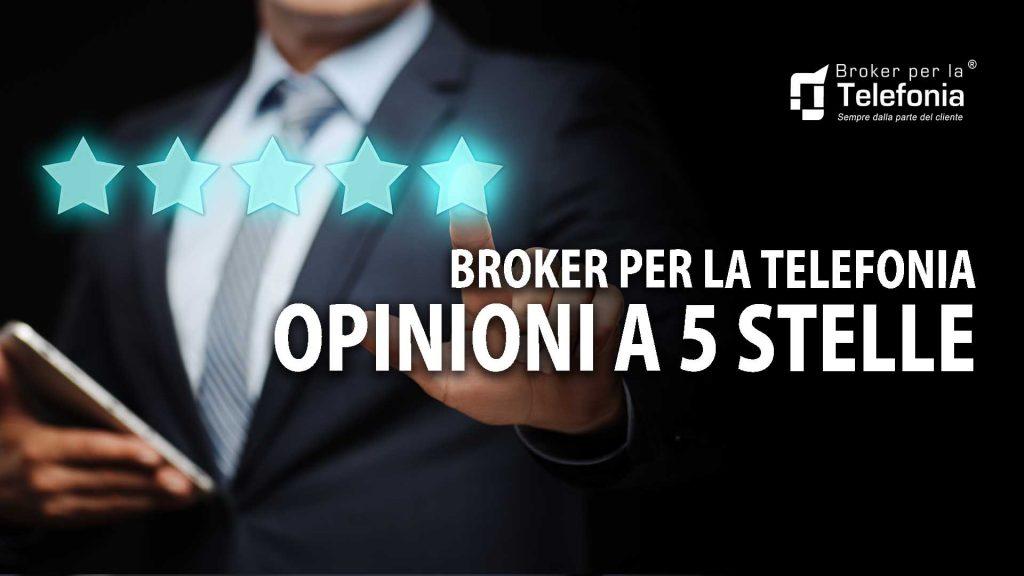 Broker-per-la-Telefonia-Opinioni a 5 stelle