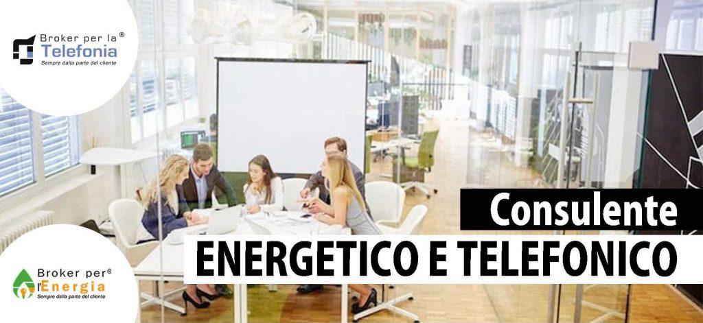 Consulente Energetico e Telefonico