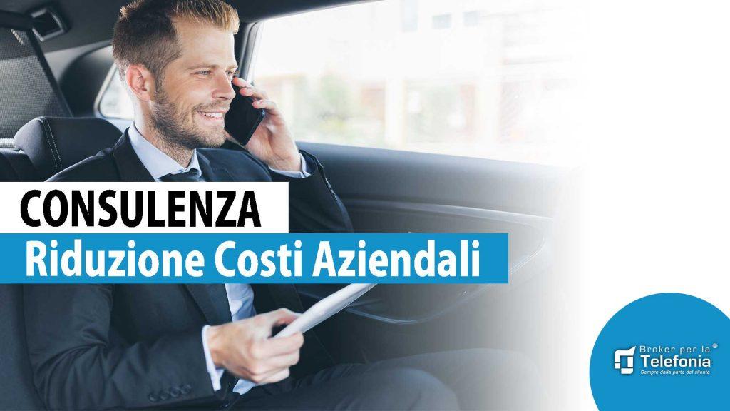 consulenza riduzione costi aziendali