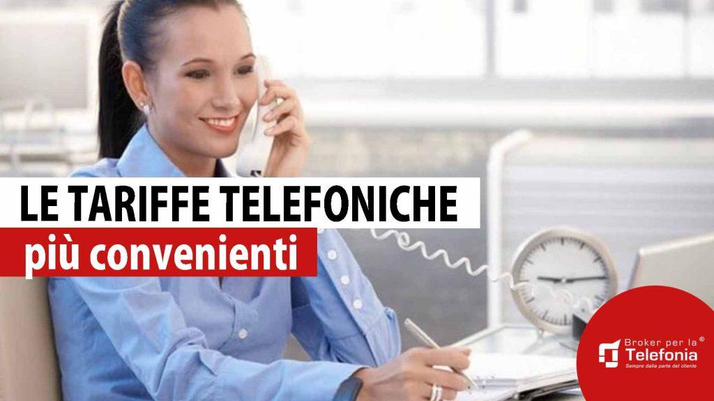 le tariffe telefoniche più convenienti