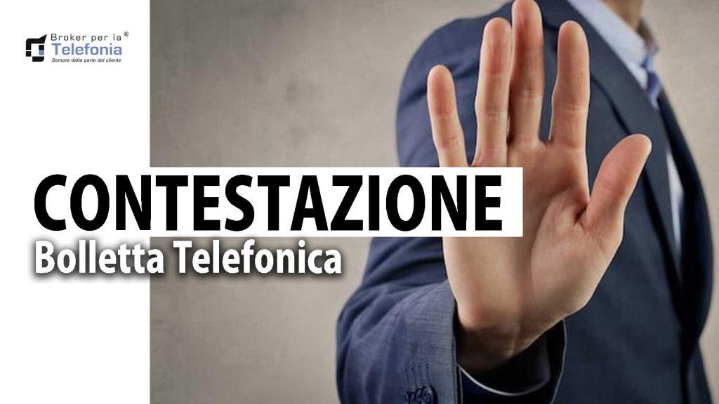 Contestazione Bolletta Telefonica
