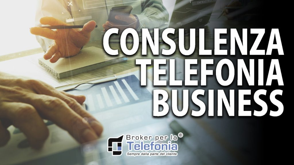 Consulenza Telefonia Business