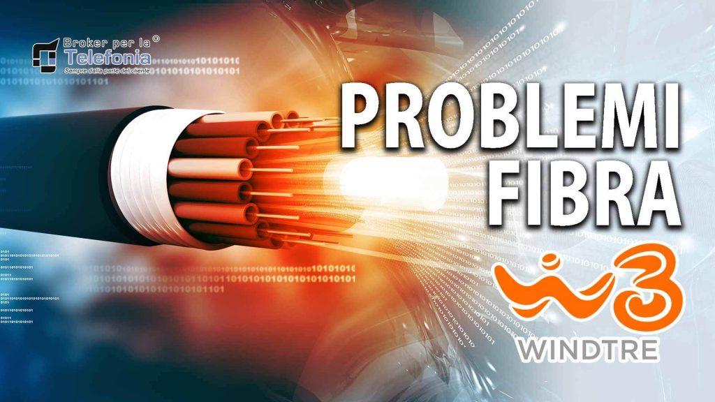 Problemi Fibra WindTre, Infostrada, 3Fiber – La Guida Definitiva Per Risolverli Per i Privati e le Aziende!