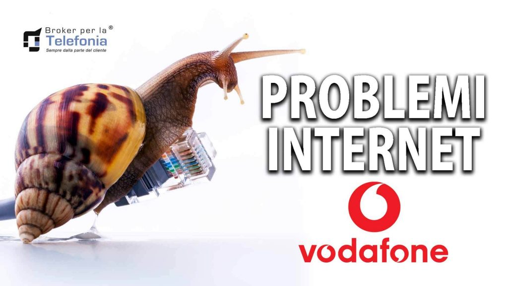 Problemi con Internet Vodafone? Possiamo Aiutarti!