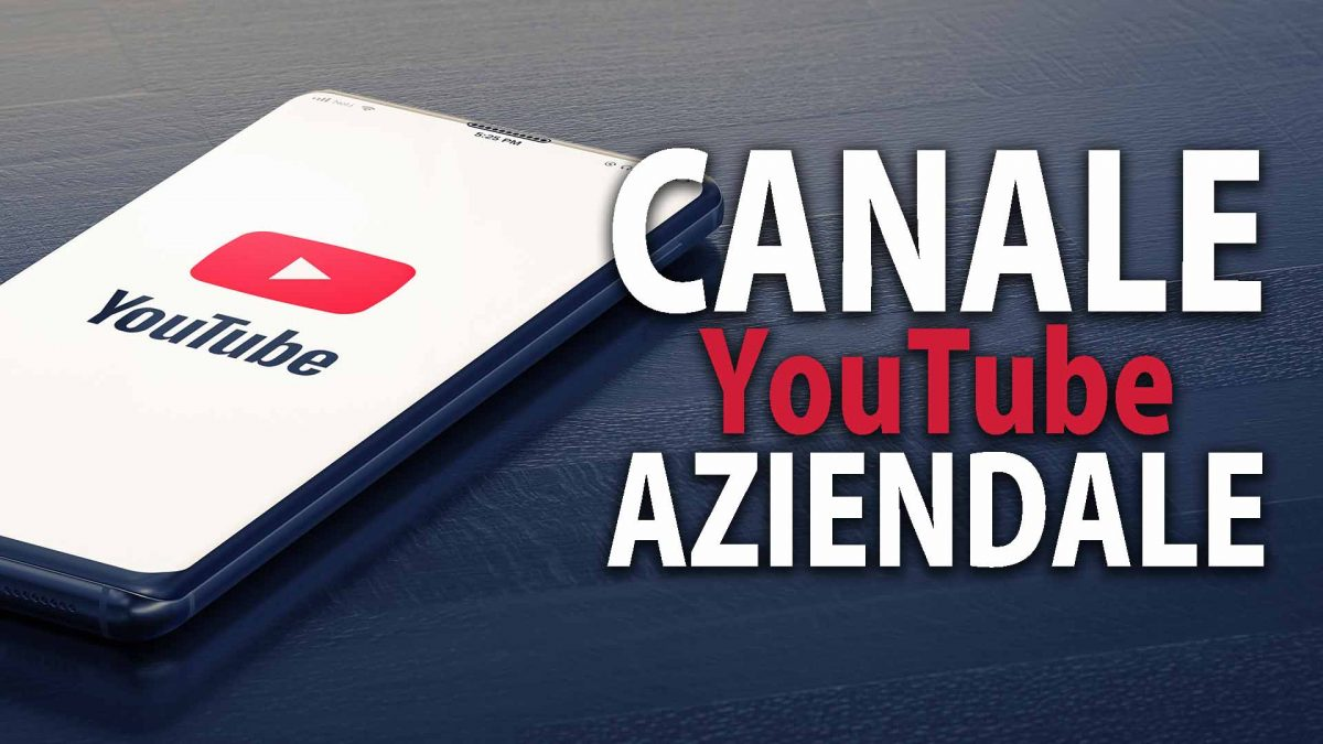 canale youtube aziendale