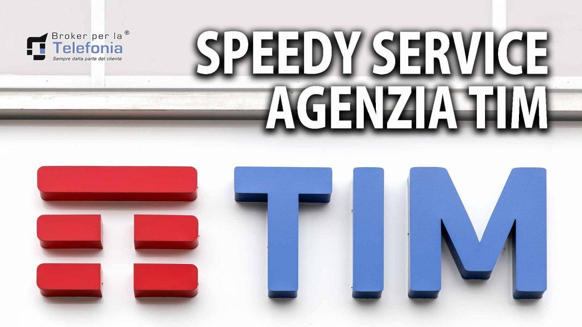 speedy service agenzia tim