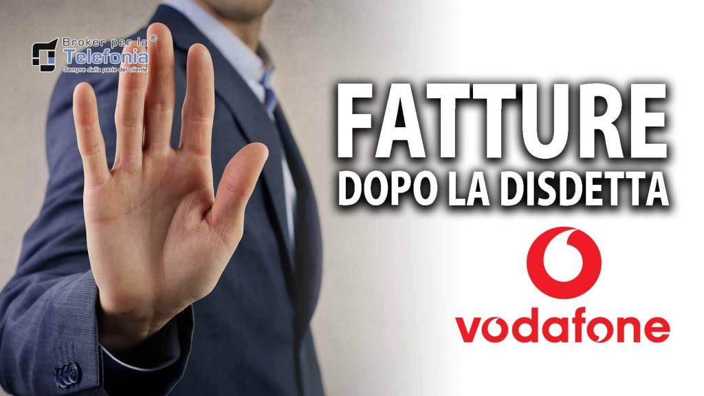 Ricevi Fatture da Vodafone dopo la disdetta? Scopri Come Risolvere
