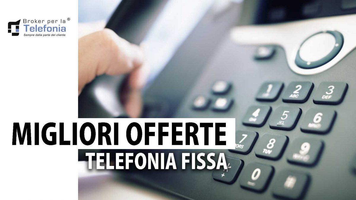 Migliori Offerte Telefonia Fissa