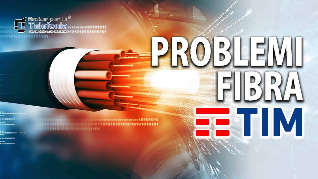 Problemi Tim Fibra – La Guida Definitiva Per Risolverli!
