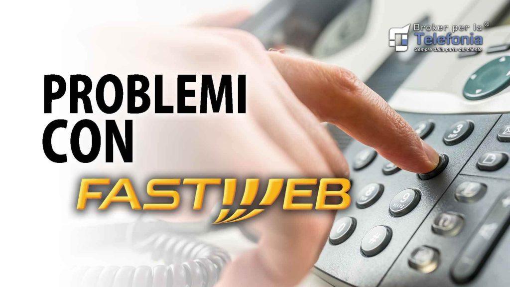 Problemi Con Fastweb Business