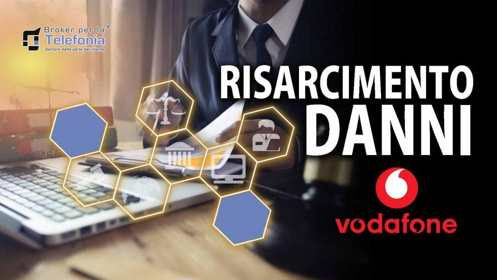 Risarcimento Danni Vodafone – Quando Puoi Chiederlo e Come Ottenerlo