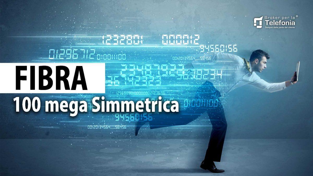 fibra 100 mega simmetrica