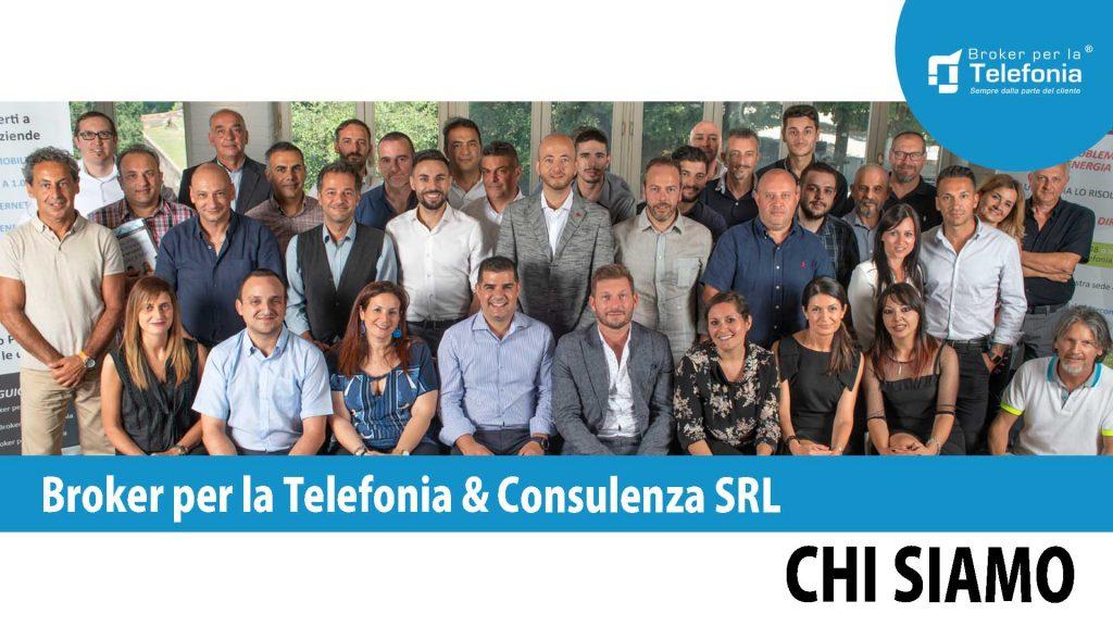 Chi Siamo - Broker per la Telefonia & Consulenza SRL