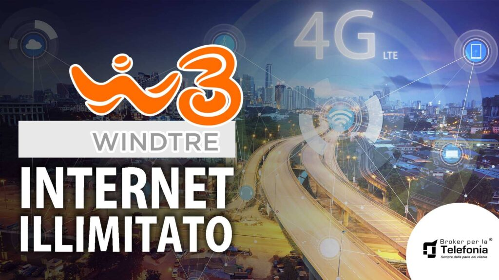 wind internet illimitato