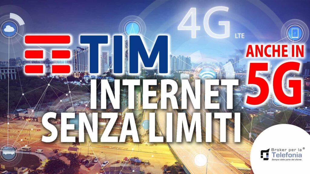 Tim Internet Senza Limiti